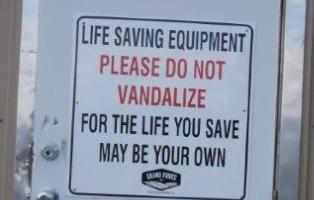 air beacon door sign