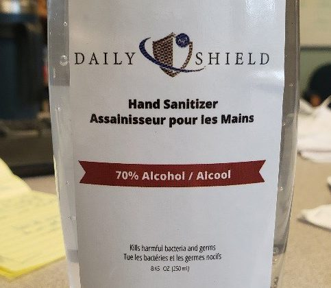 Health Canada recalling counterfeit hand sanitizer - My ...